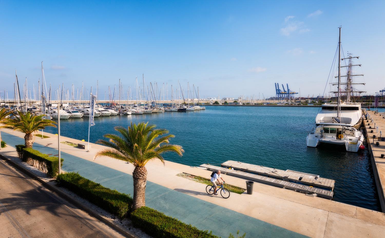 Valencia Marina | Valencia, Spain by Nico Trinkhaus
