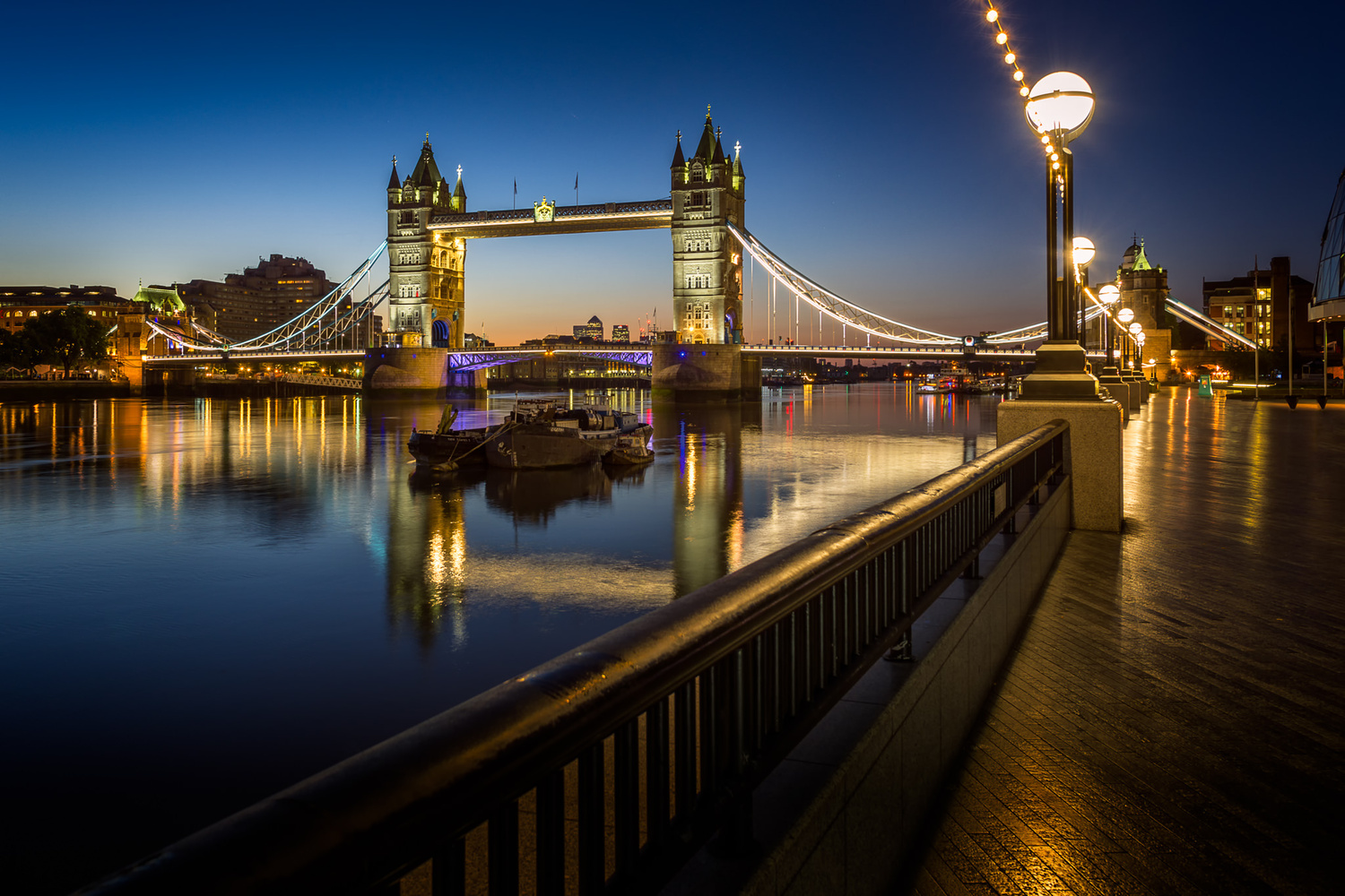 Tower Bridge | London, England by Nico Trinkhaus