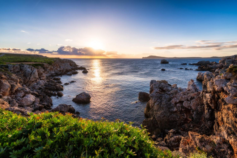 Cavalleria Coastline | Menorca, Spain by Nico Trinkhaus