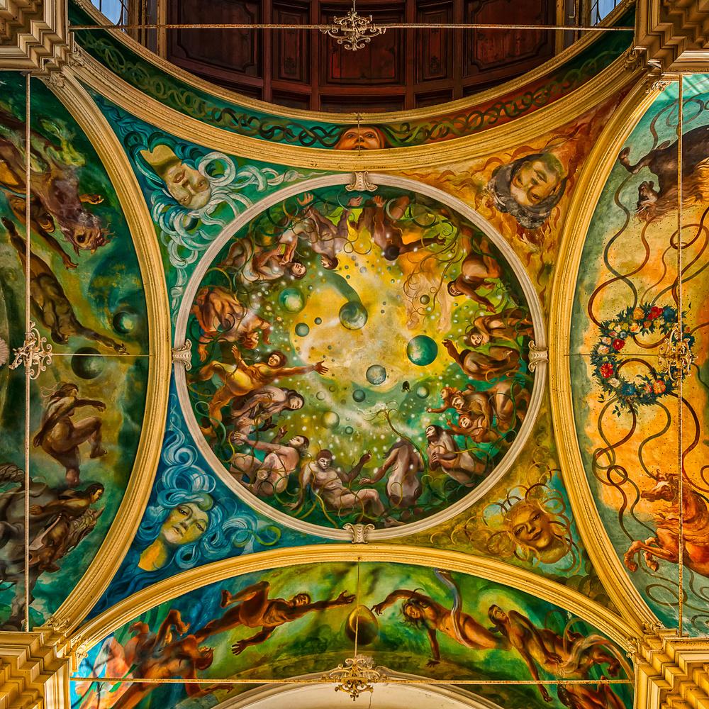 Frescos | Mariánské Lázně, Czech Republic by Nico Trinkhaus