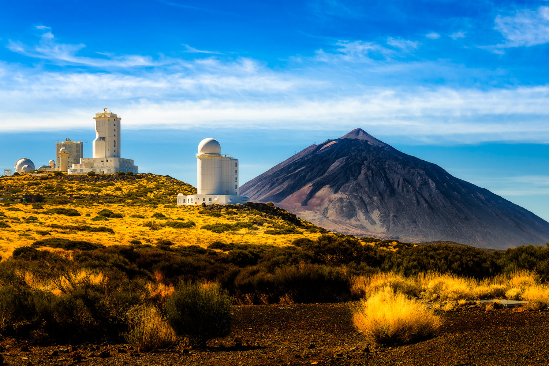 Teide Observatory | Tenerife, Spain by Nico Trinkhaus