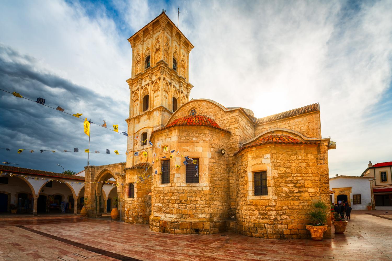 The Church of Saint Lazarus | Larnaca, Cyprus by Nico Trinkhaus