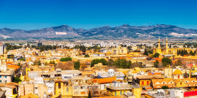 Panorama | Nicosia, Cyprus by Nico Trinkhaus