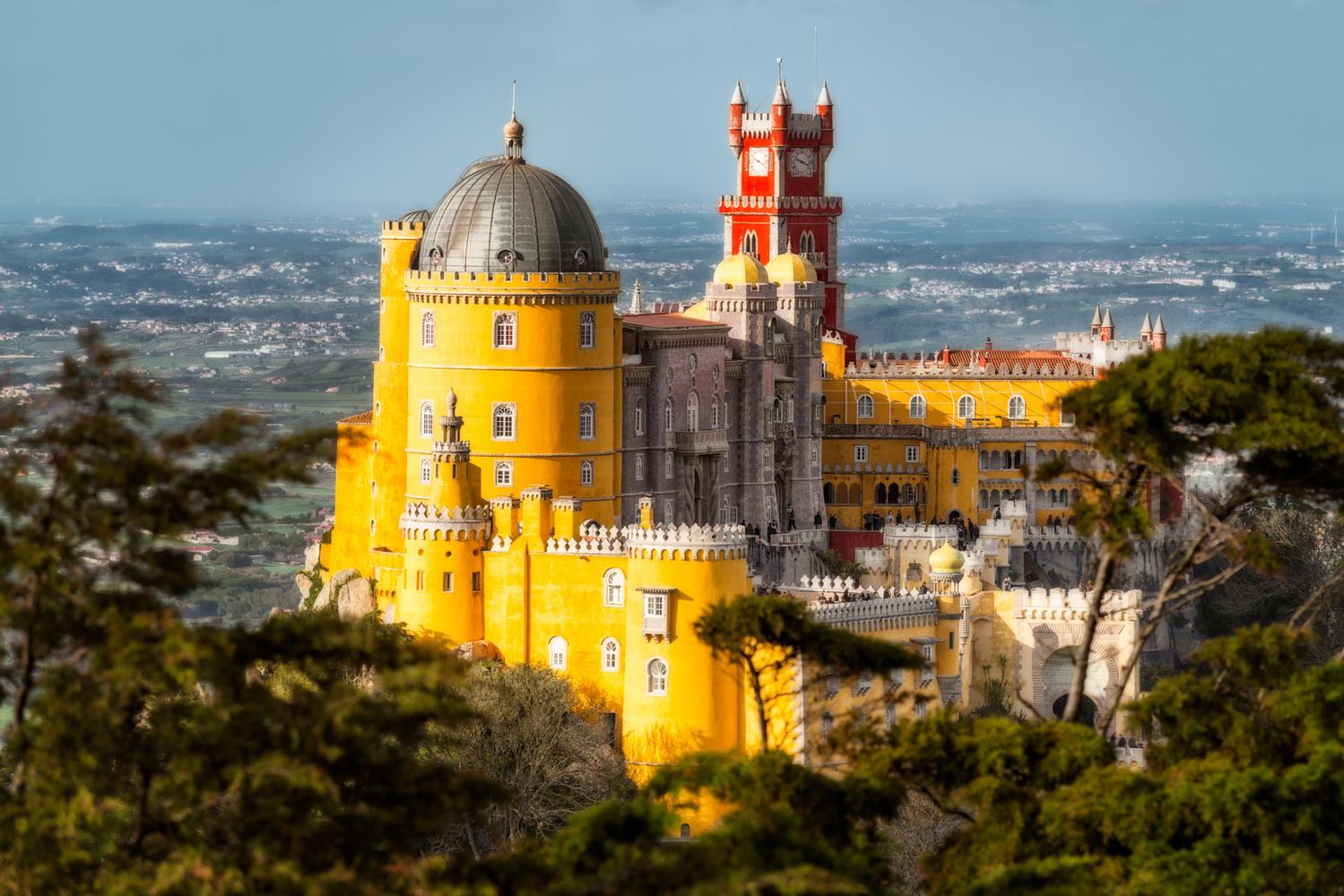 Palácio da Pena | Portugal by Nico Trinkhaus