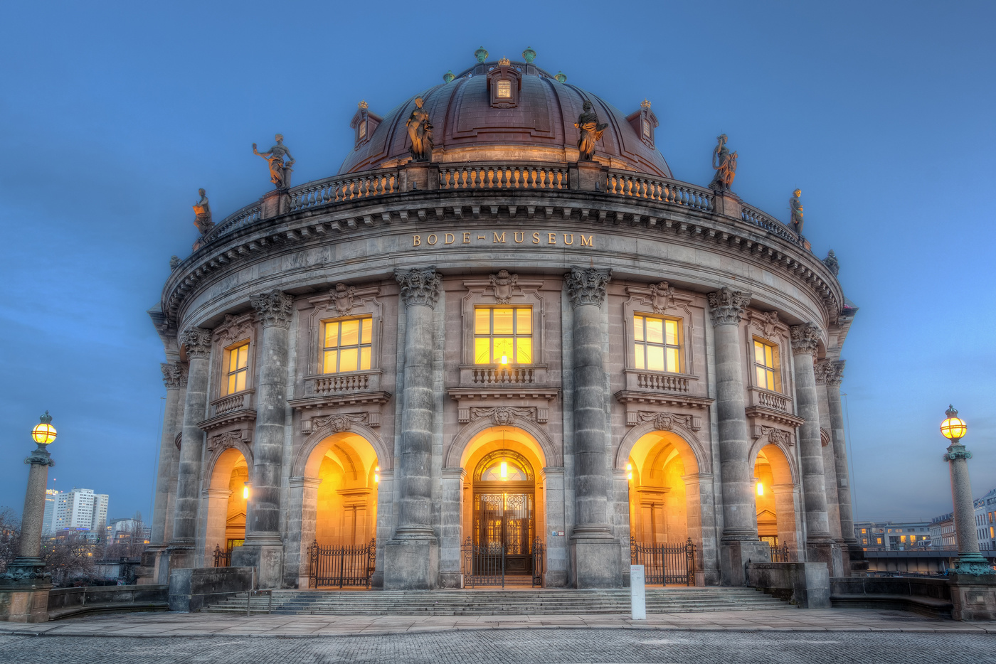 Bode Museum | Berlin, Germany by Nico Trinkhaus