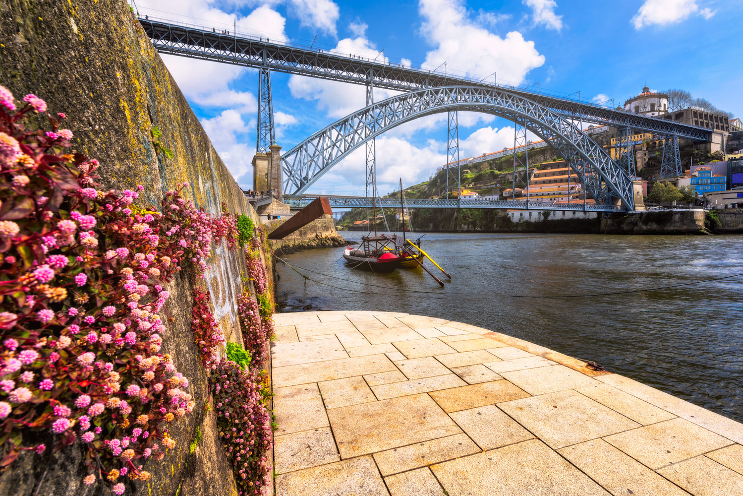 Spring-Time | Porto, Portugal by Nico Trinkhaus