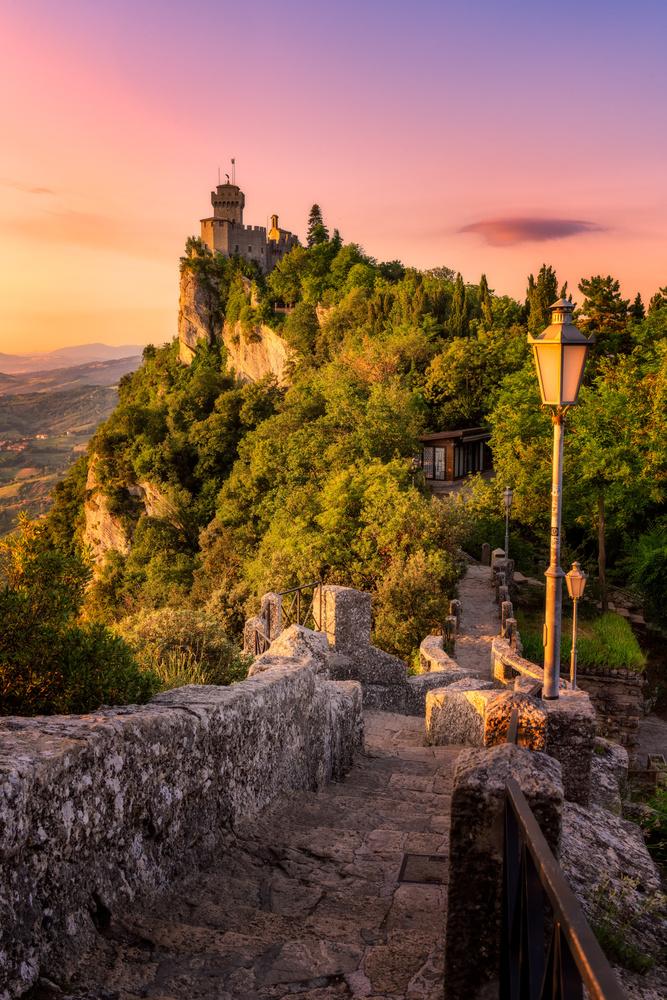 Sunrise | San Marino by Nico Trinkhaus