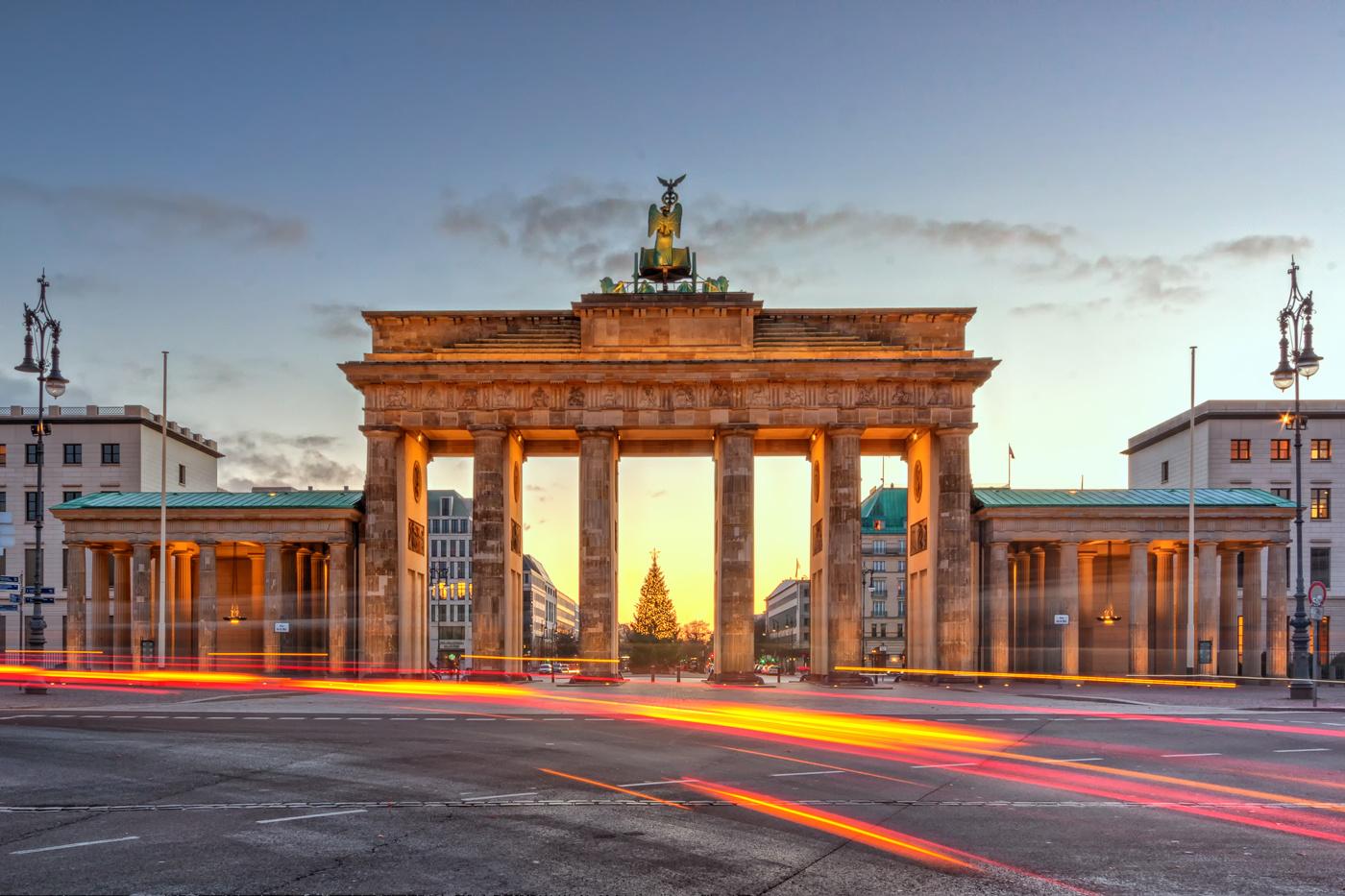 Brandenburg Gate – West | Berlin, Germany by Nico Trinkhaus