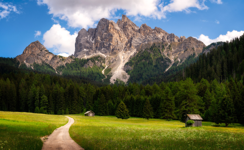 Picco di Vallandro | Dolomites, Italy by Nico Trinkhaus