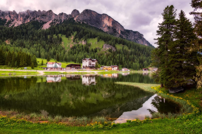 Misurina Lake | Dolomites, Italy by Nico Trinkhaus