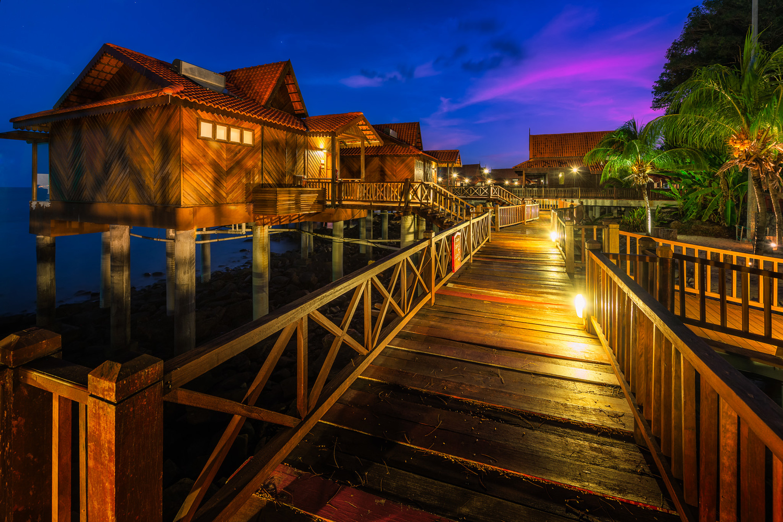 Coastal Path in Berjaya Resort | Langkawi, Malaysia by Nico Trinkhaus