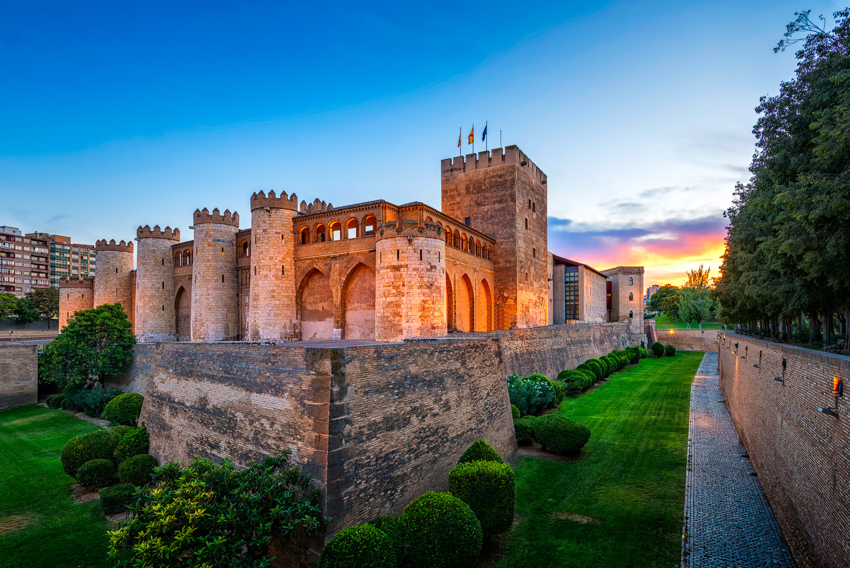 The Aljafería Palace | Zaragoza, Spain by Nico Trinkhaus