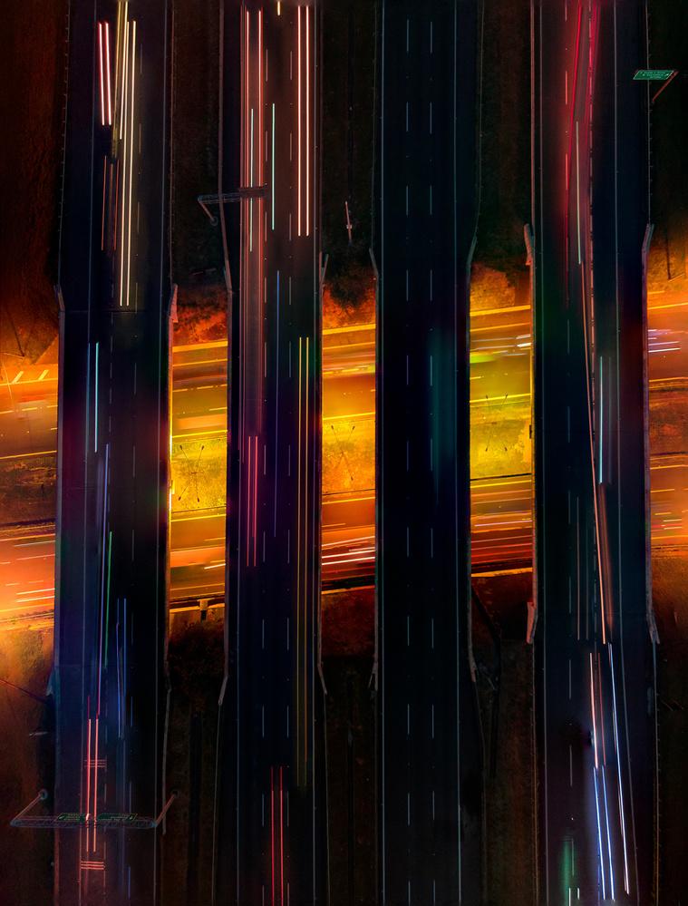 Light Road by Rodrigo Junqueira