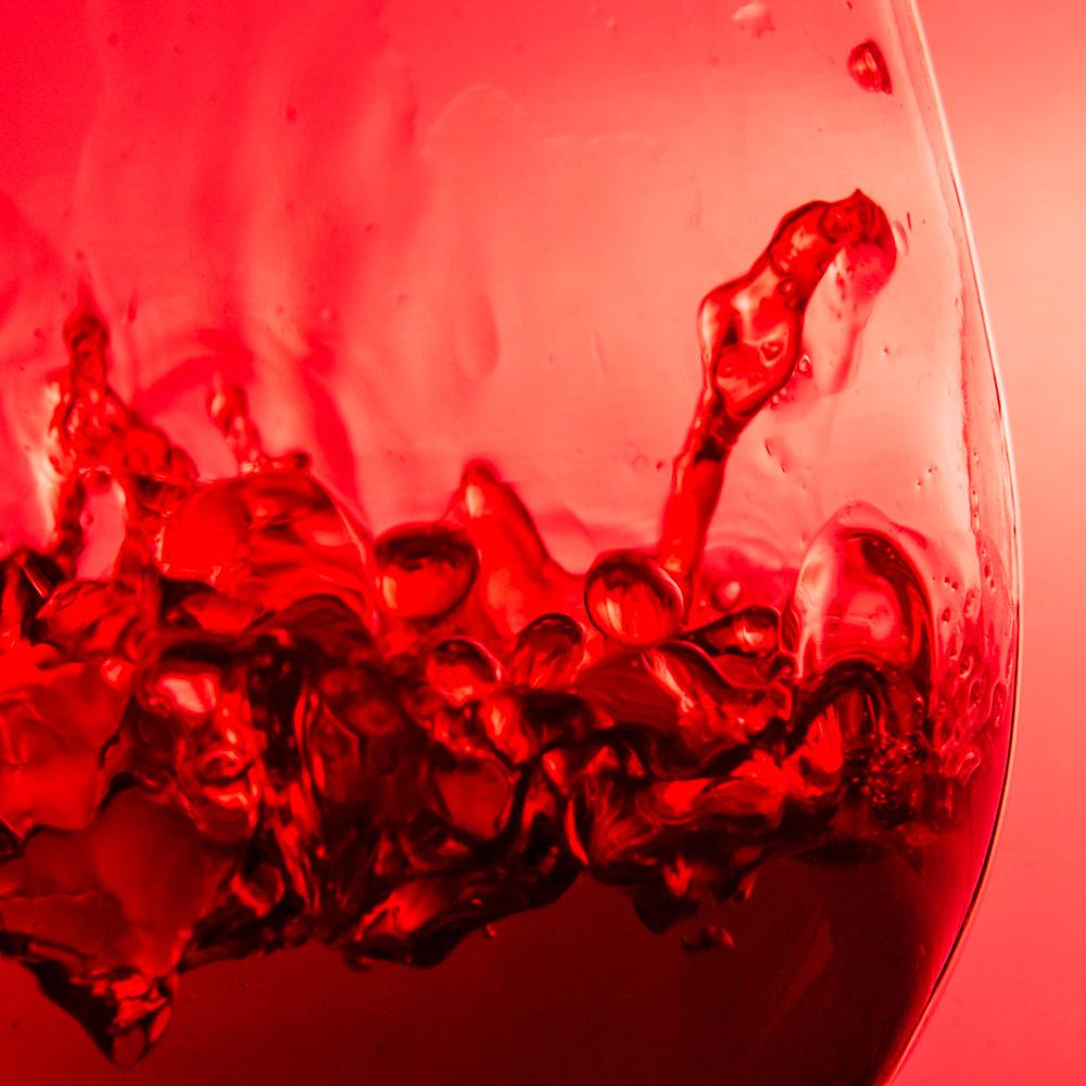 Glass of Wine - The Chaos by Rodrigo Junqueira