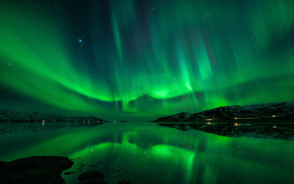 Northern Lights by yannik waeber