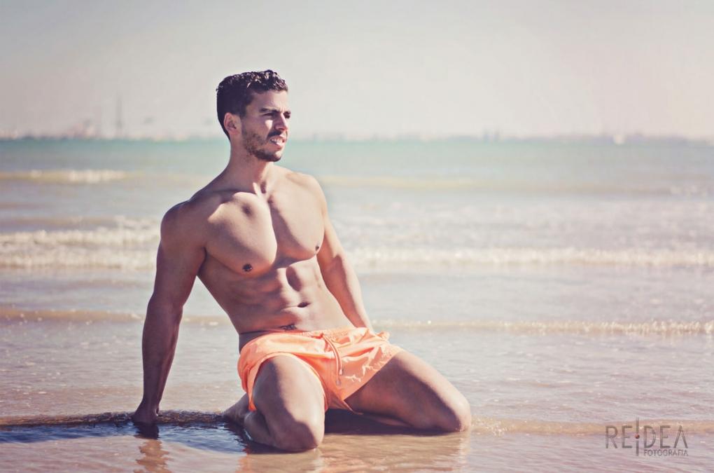 Reideafoto - Fitness - Beach Photoshoot by Rafa Rodero