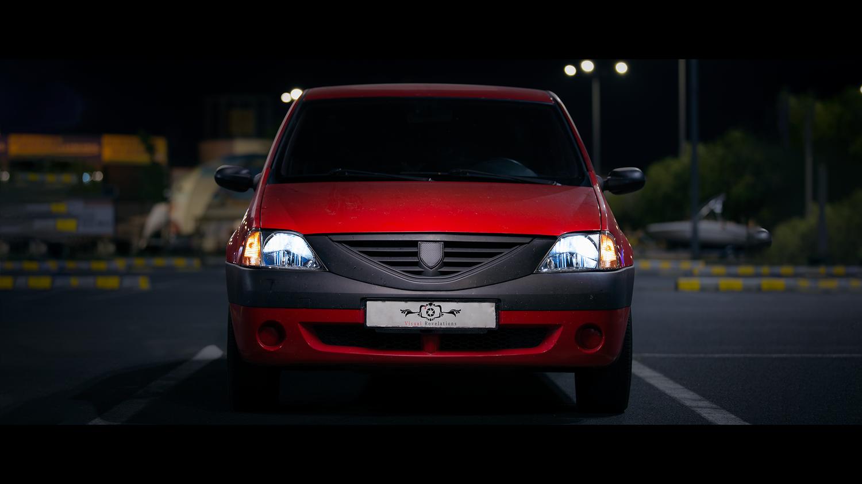Dacia Logan by Ovidiu Rasanu