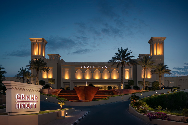 Grand Hyatt Doha - Qatar by Jiří Lízler