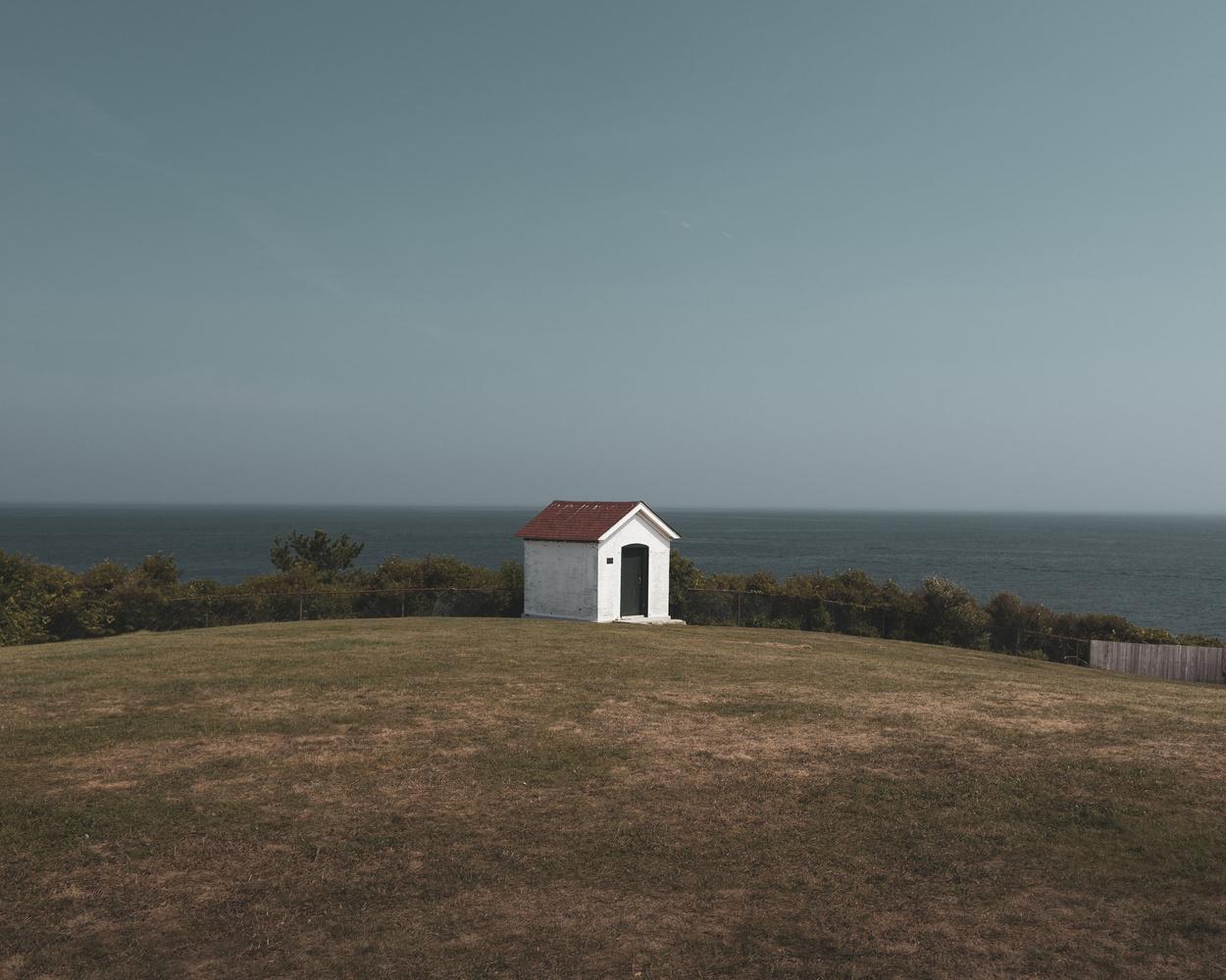 Montauk Shack by Ryan Kerr