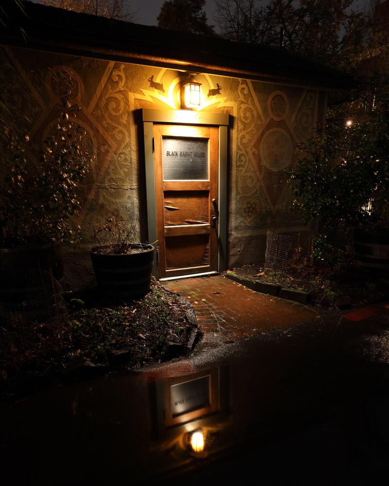 The Black Rabbit House by dean wilson