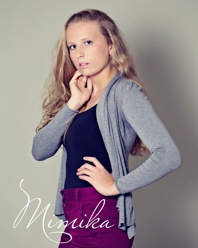 The look by Mimika Cooney