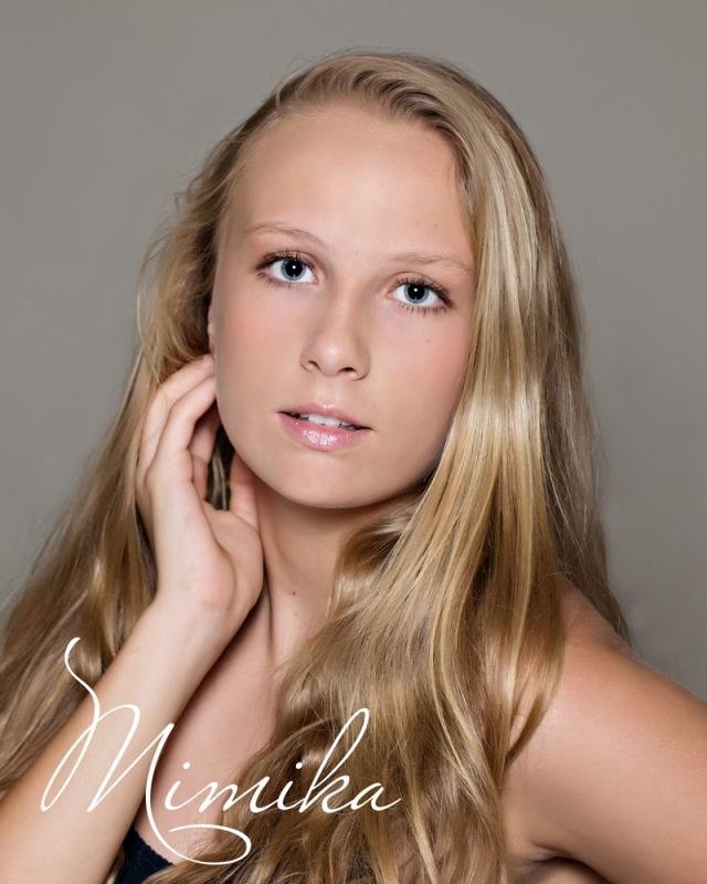 Hair sense by Mimika Cooney