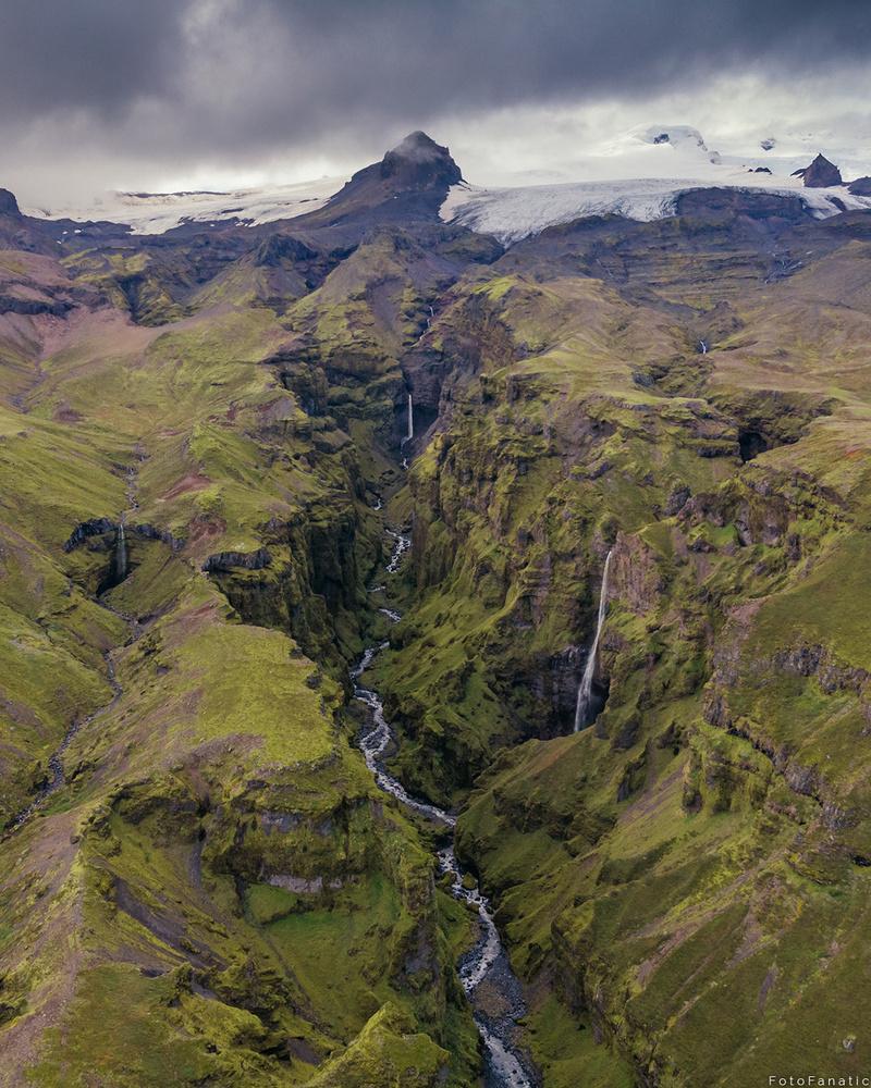 The Hidden Canyon by Freek van den Driesschen