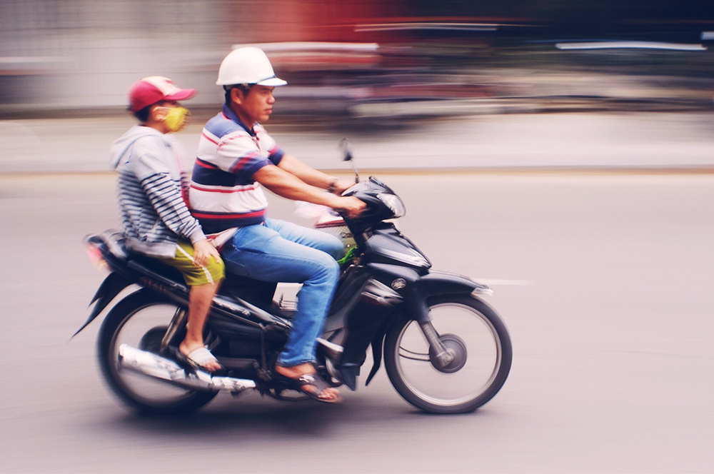 Streets of Hoi-An, Vietnam by Wouter du Toit