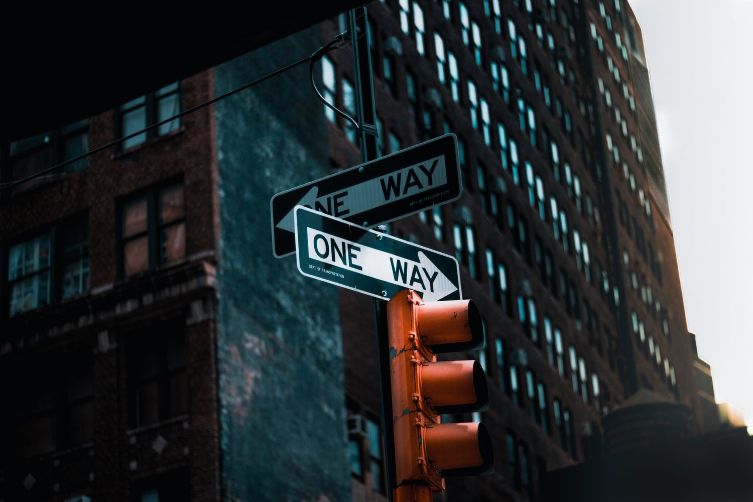 One way or the Other by Kush Shah