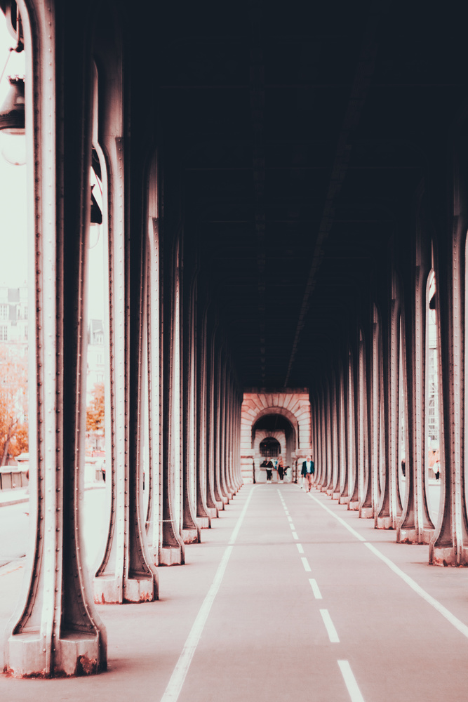 Tunnel of Inception by Kush Shah
