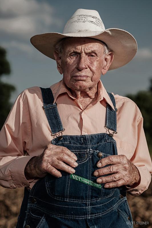 93 Years a Farmer by Scott S