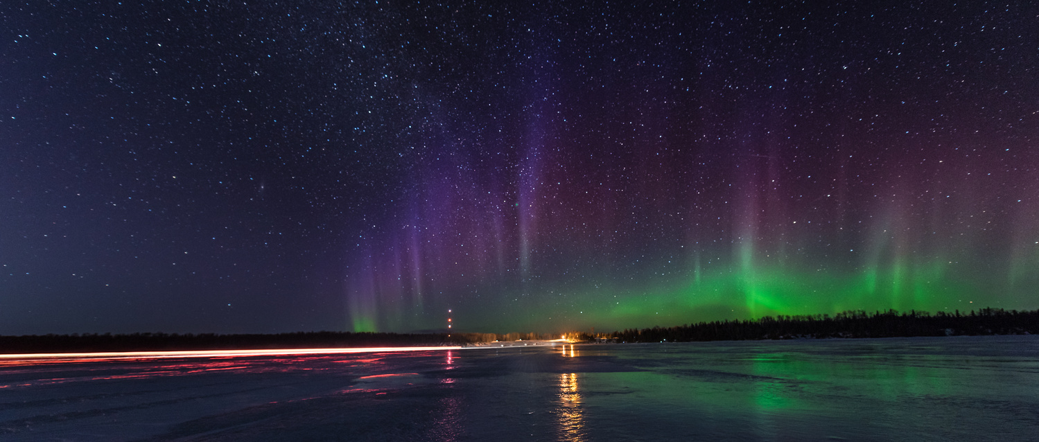 Northern Sky... by Adam McKay