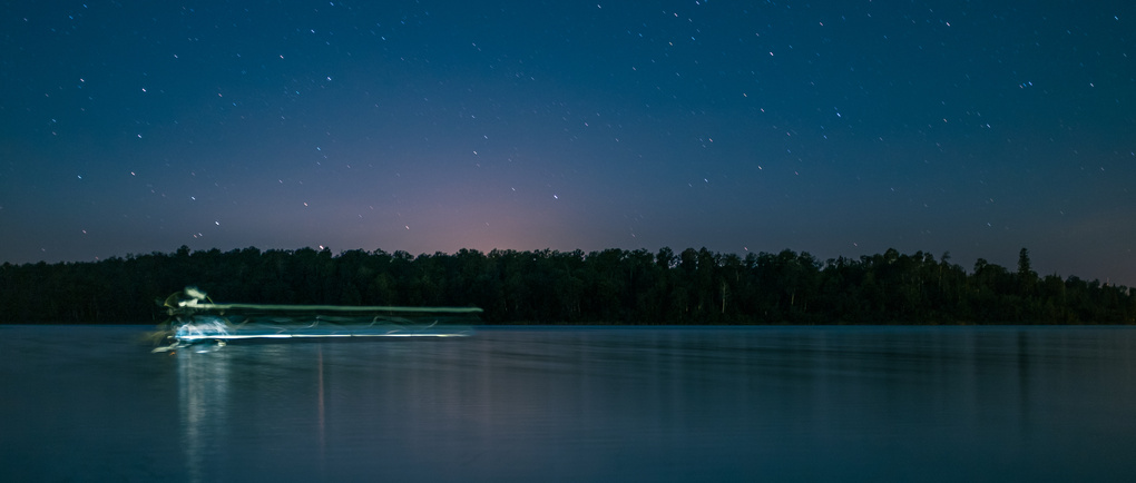 Lonely Lake by Adam McKay