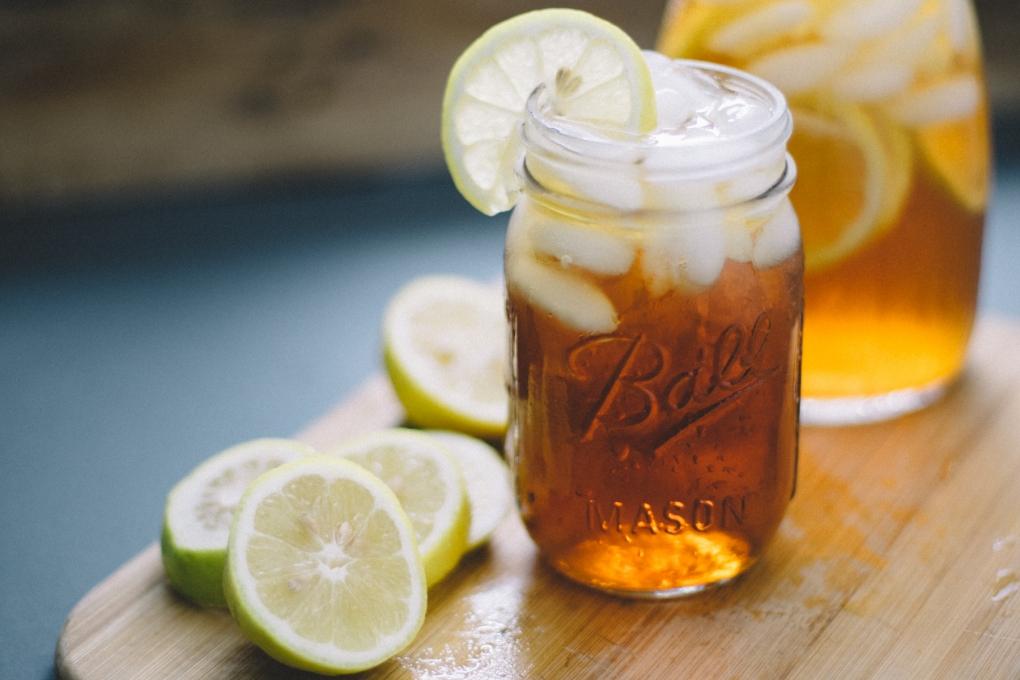ice tea by Steven Mills