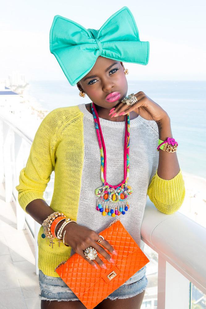 Colorful fashion  by Bill Keefrey