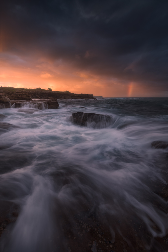 | The greater the storm, the brighter your rainbow | by Jose Luis Cantabrana