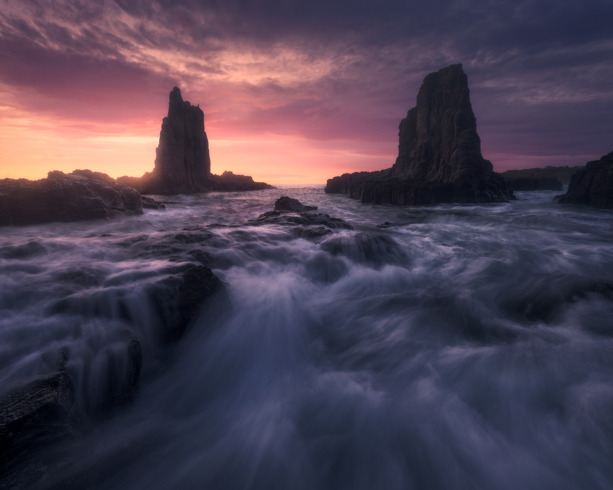| Cathedral Rocks | by Jose Luis Cantabrana