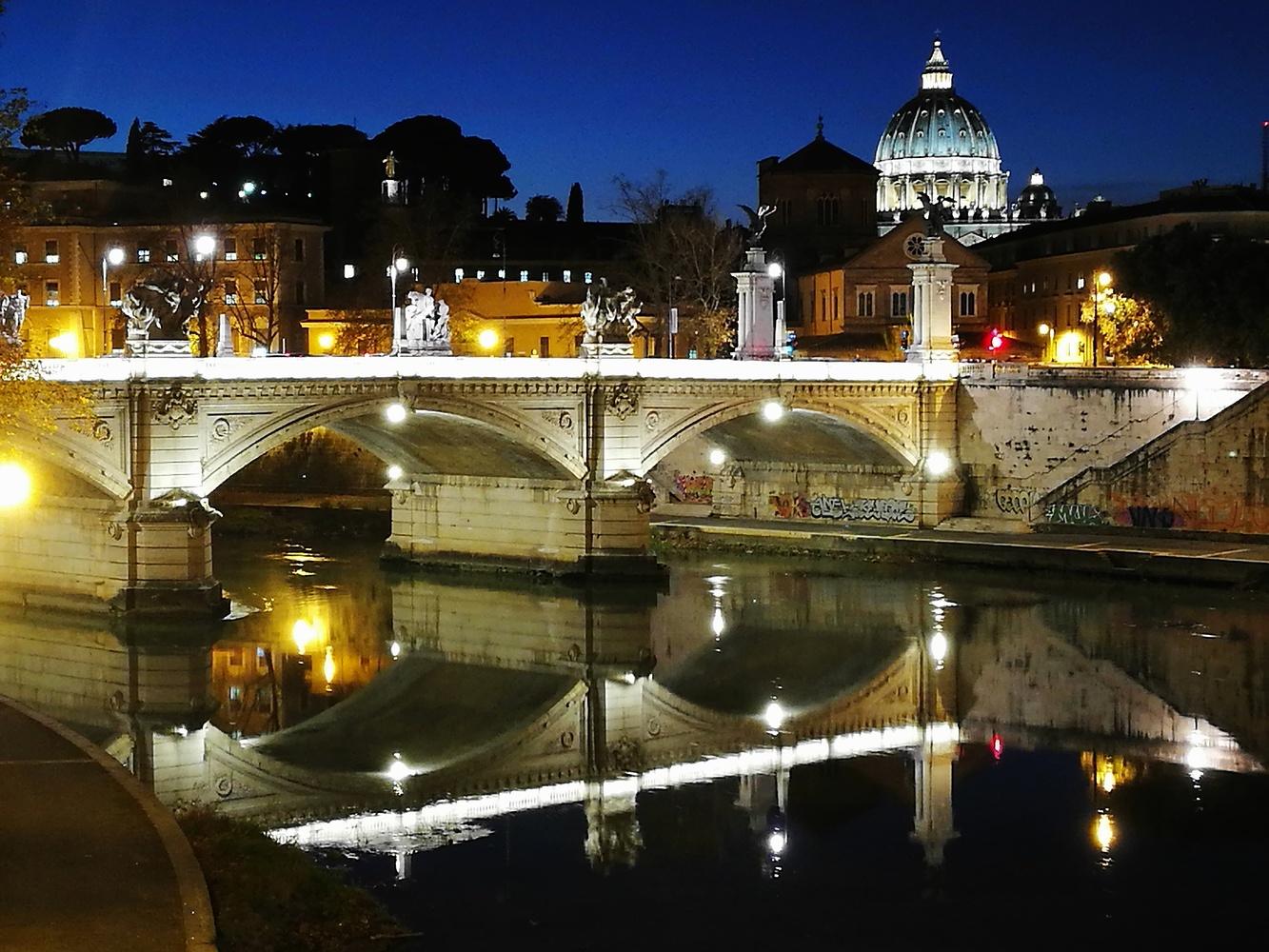 The magic of Rome by Riccardo Mattei