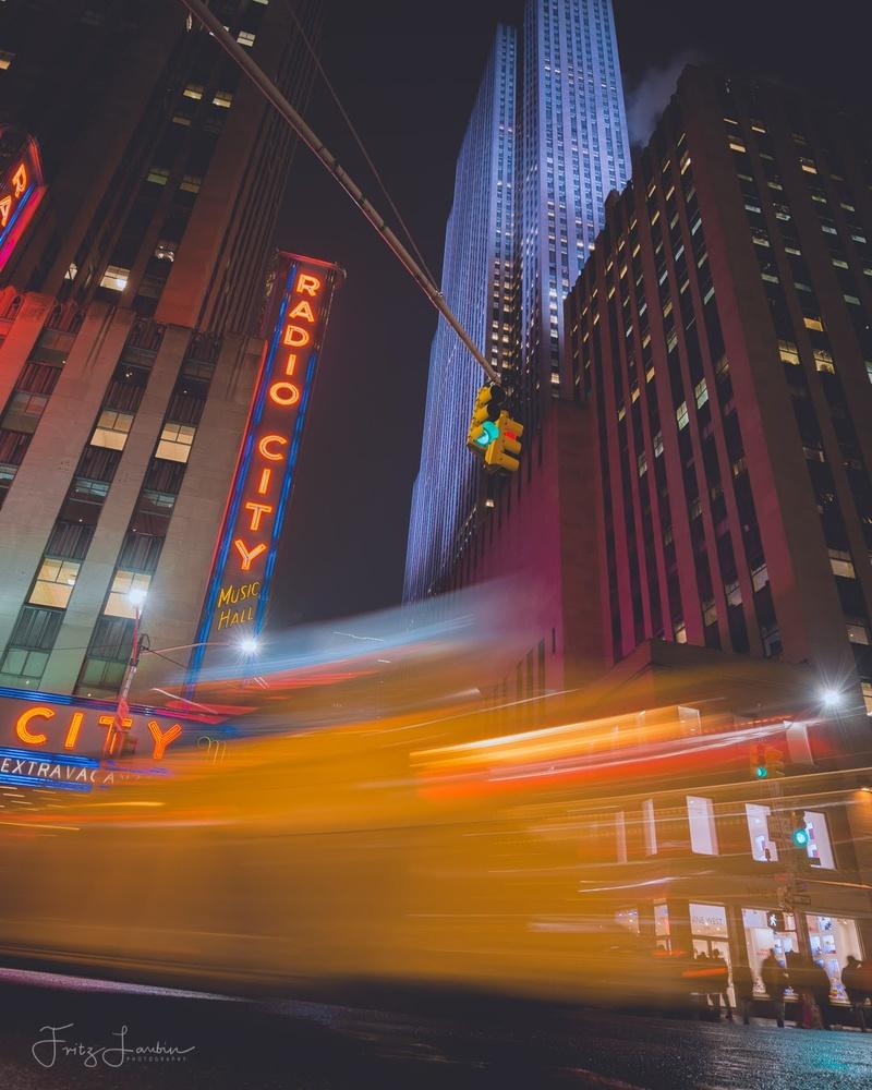 NY by Fritz Lanbin