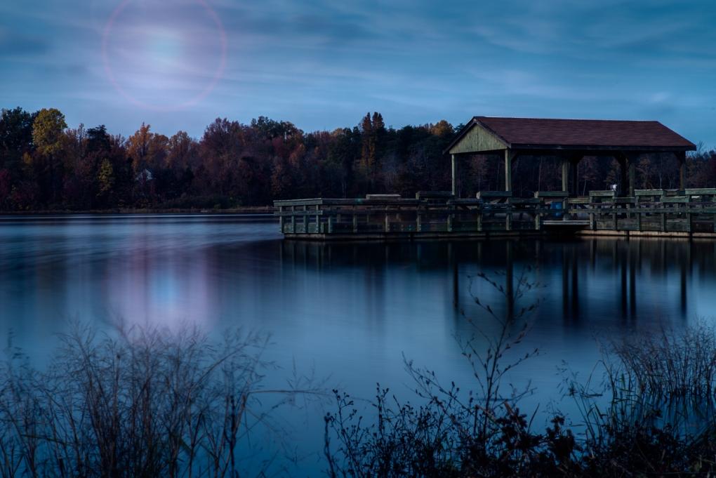 Lake Brittle by Timothy Gonzalez