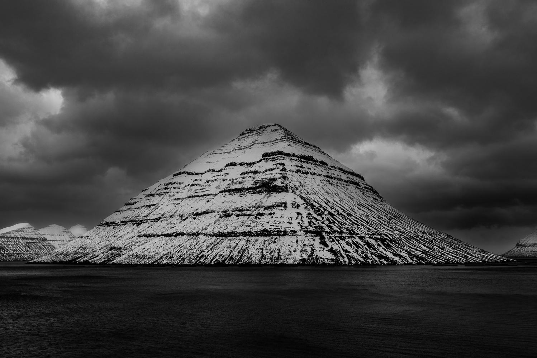 Pyramid Mountain by Britt Strain