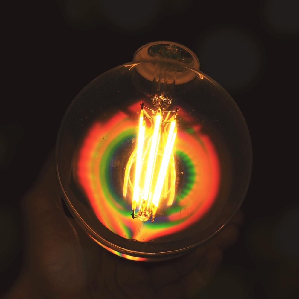 Magical bulb by Stanislav Vlasov