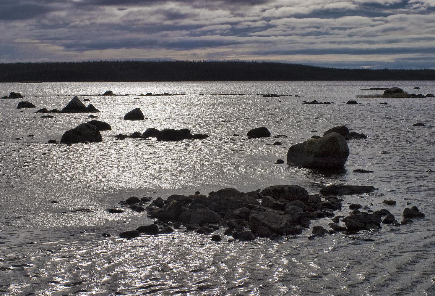 North end of Newfoundland by Guy J. Sagi