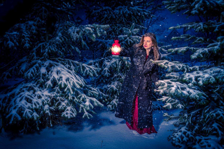 Winter Scene by Stefan Thomas