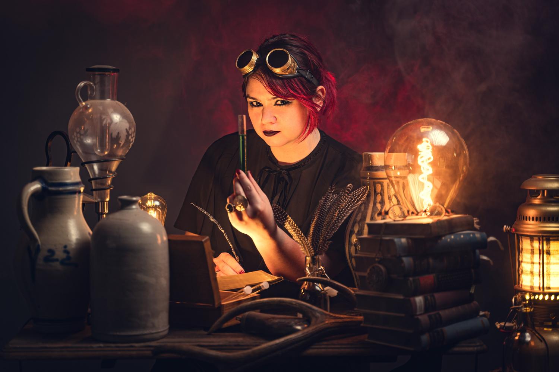 Dark Lab by Stefan Thomas