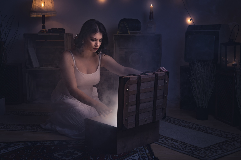 Mystic Box by Stefan Thomas