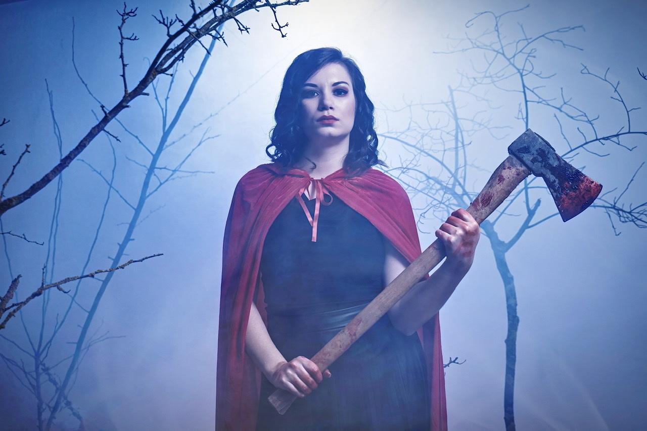 Red Riding Hood's Revenge by Stefan Thomas
