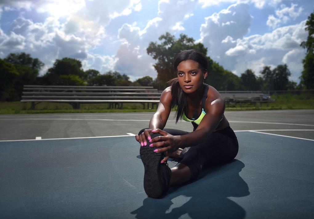 Daphyne Stretch  by Eric Dejuan