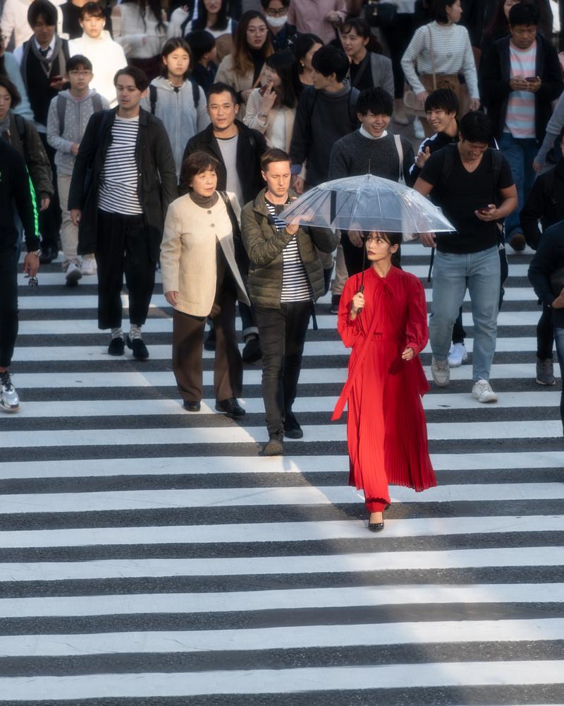 Shibuya by Dillon Sterling