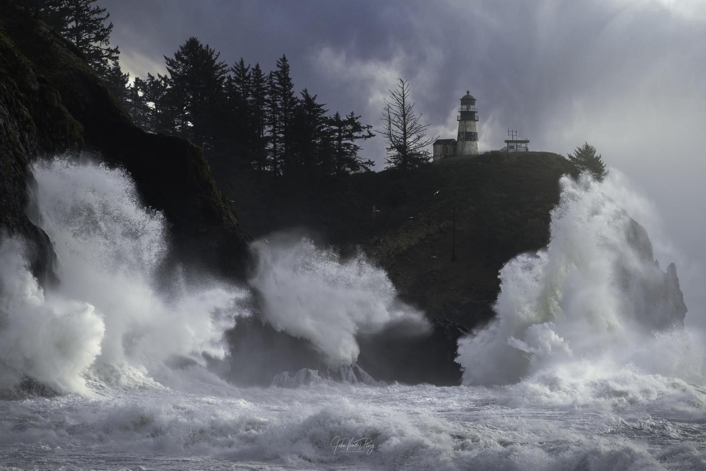 Storm Watch by John Vander Ploeg